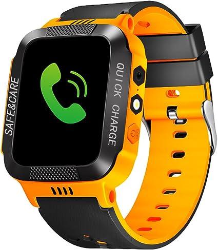 Amazon.com: cjc - Reloj inteligente para niños, resistente ...