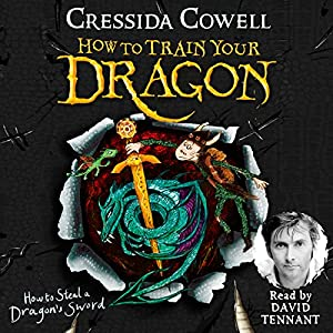 How to Steal a Dragon's Sword Audiobook