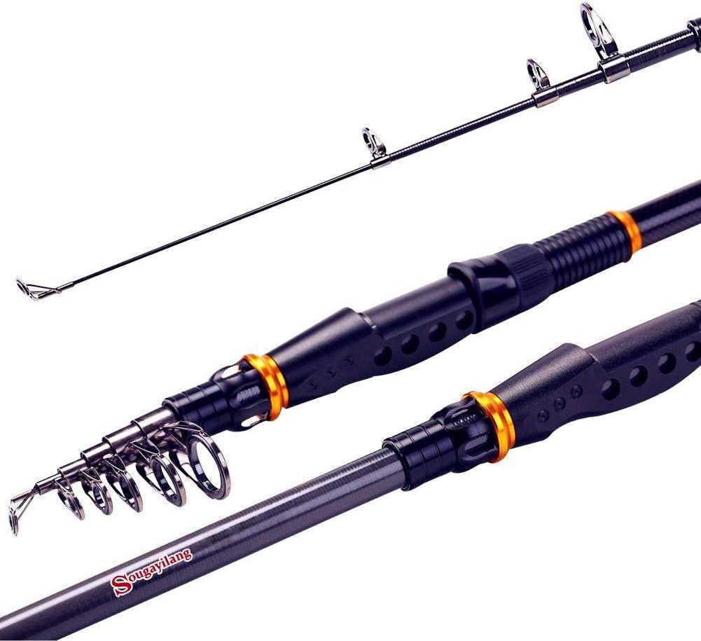 Sougayilang Fishing Rod Reel Combo Kit