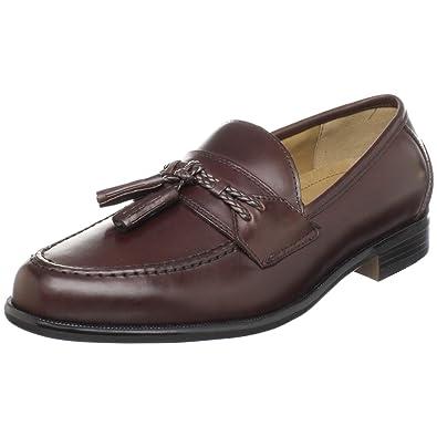 04d79d9d1945 Dockers Lyon Hommes Marron Cuir Chaussures Mocassins Pointure EU 45 ...