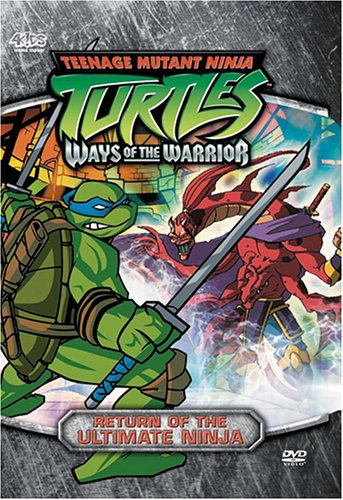 Teenage Mutant Ninja Turtles - Season 3, Volume 3: Return of the Ultimate Ninja (Ways of the Warrior)