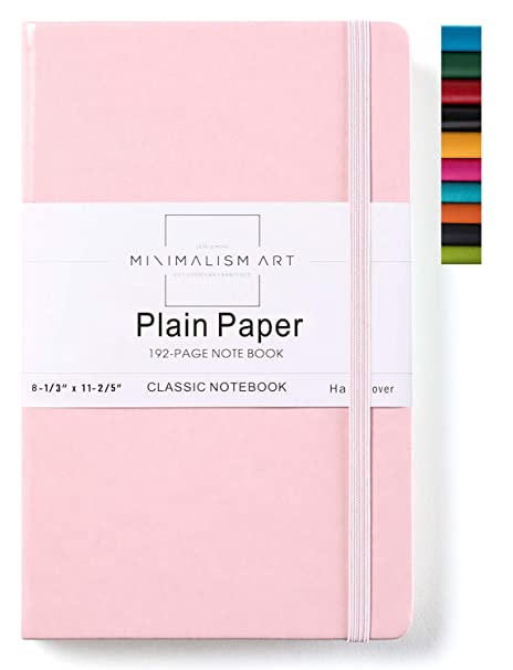 Amazon.com: Minimalism Art - Cuaderno clásico, tamaño A4 ...