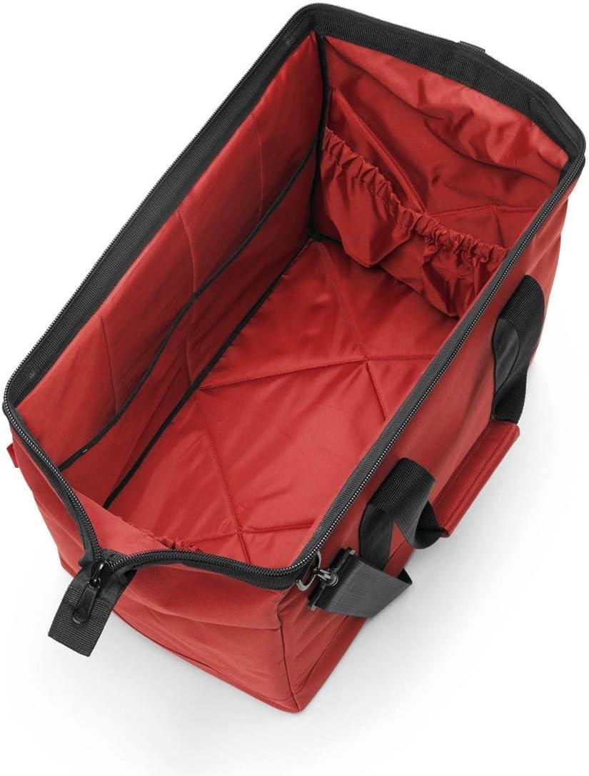 30 L Reisenthel Allrounder Travelling Polyester Reisetaschen Russet Rot