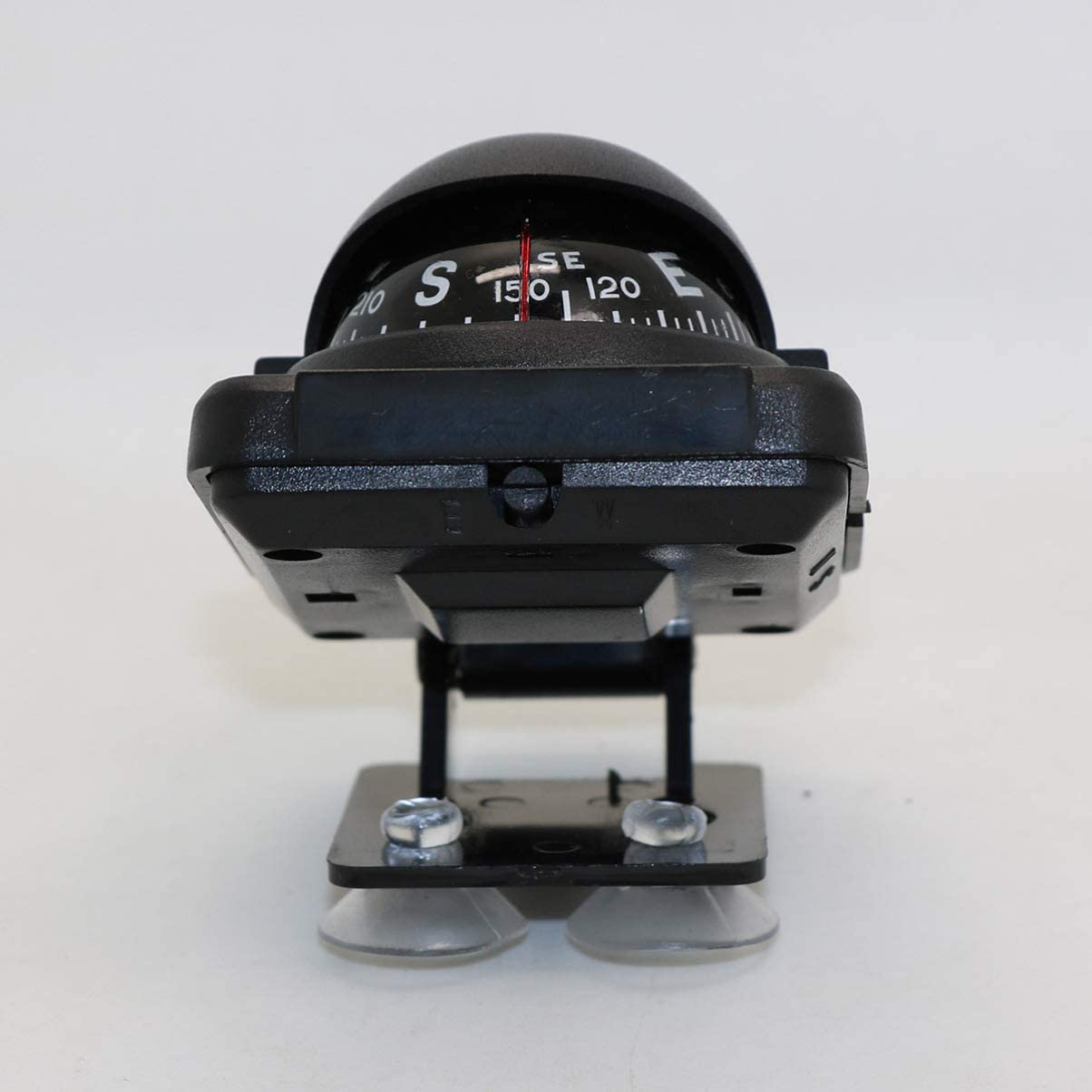 nonbranded 1 Pc Car Compass Adjustable Direction Pointing Dashboard Guide Ball Navigation for Boat Auto Vehicle Car