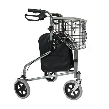 deambulateur andador 3 ruedas: Amazon.es: Salud y cuidado ...