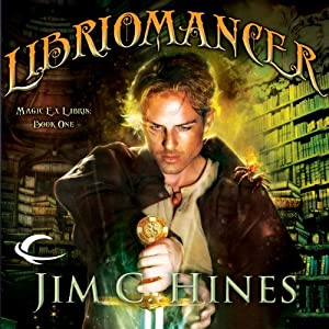 Libriomancer Audiobook