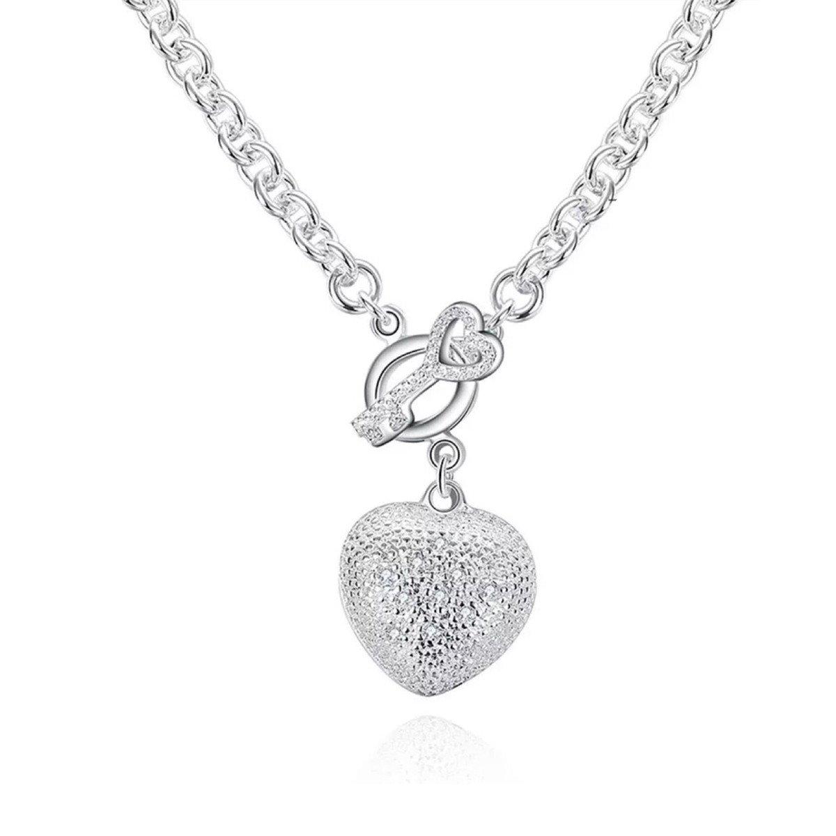 5mm 20inches 925 Sterling Silver Chain Necklace Men/ Women Fashion Jewelry New pimchanok