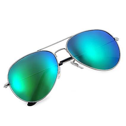 Yveser Gafas de Sol UV400 polarizadas para Hombres y Mujeres Yv3025