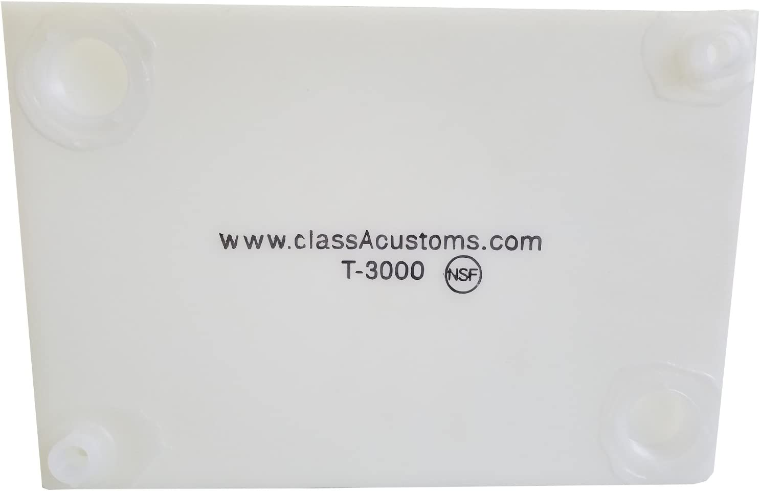 Class A Customs 30 Gallon Water Holding Tank NSF Approved T-3000