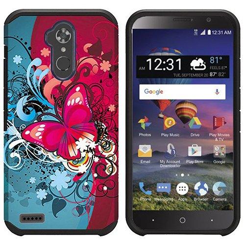 premium selection 5cffc ad72a Amazon.com: ZTE Max XL Case, Phone Case for Walmart Family Mobile ...
