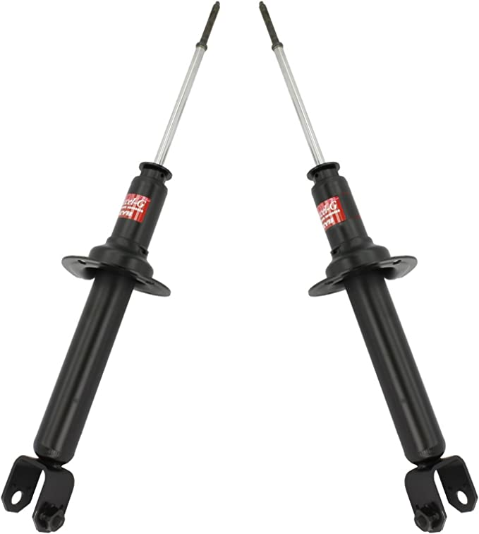 Pair Set of 2 Front Shocks w// Belows /& Mounts KYB for Acura CL TL Honda Accord