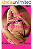 TAKEN BY TENTACLES WHILE MY BOYFRIEND SLEPT: An Alien Monster Sex Erotica Story