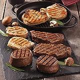 Gourmet Foods, Two 12 oz. Iowa Chops Two 6 oz. Colony-Cut Boneless Pork Chops Two 10 oz. New York Strips Two 6 oz. Filet Mignons
