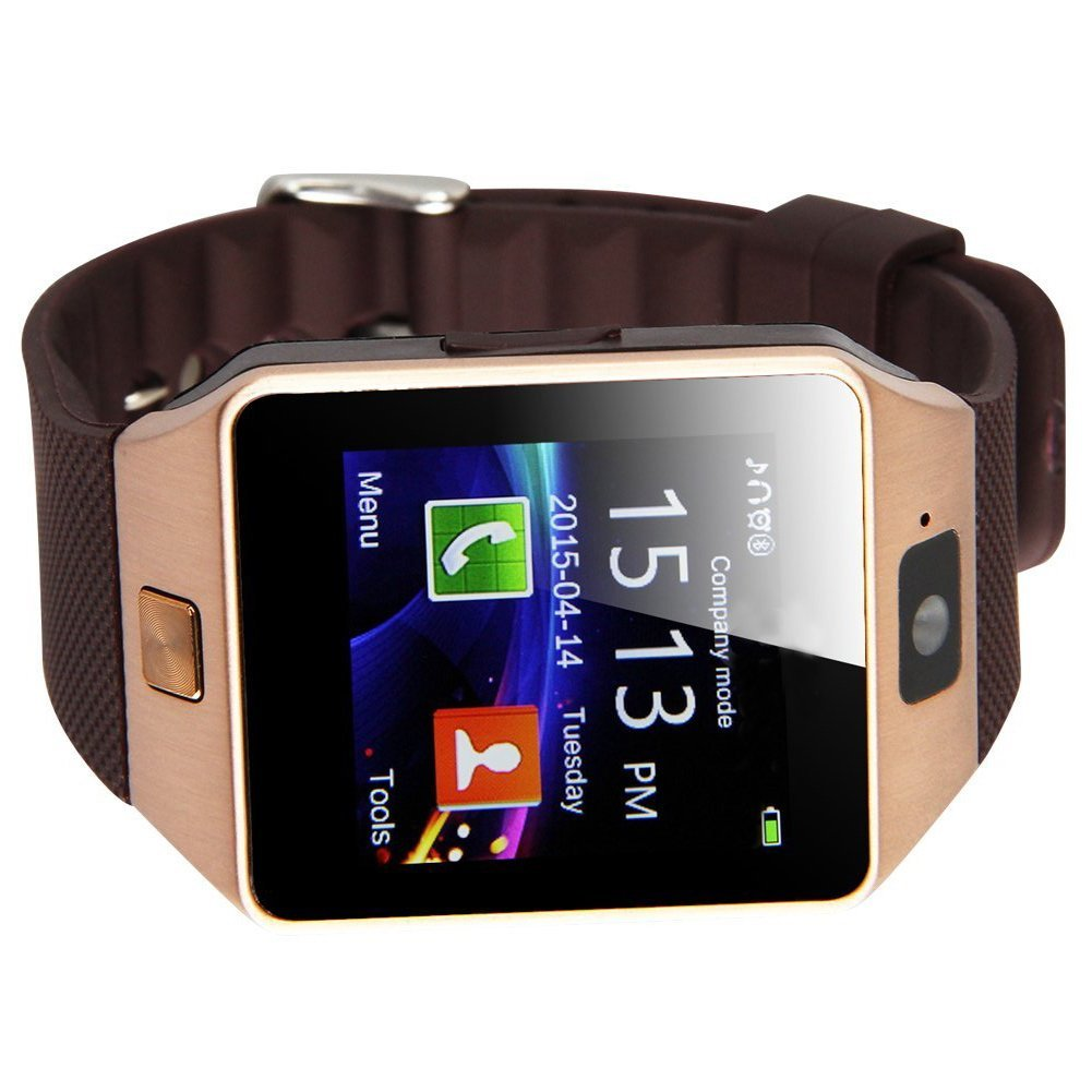 Smart-Watch Phone - SODIAL DZ09 Bluetooth SmartWatch: Amazon.de ...