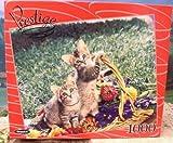 Springtime Innocence 1000 piece puzzle