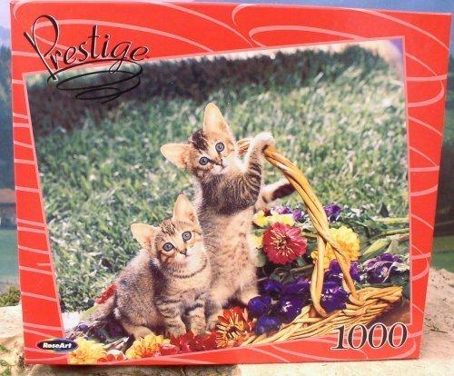 Springtime Innocence 1000 piece puzzle RoseArt