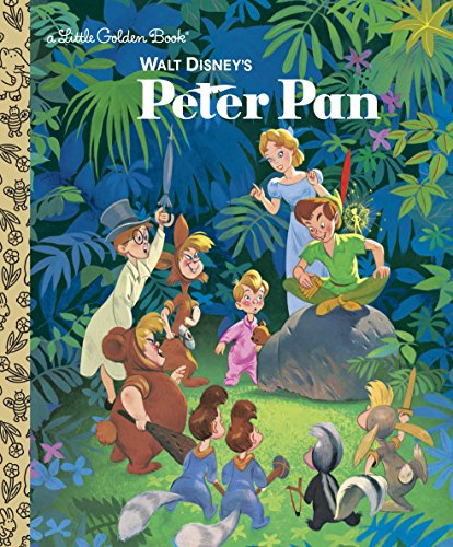 (Walt Disney's Peter Pan (Disney Classic) (Little Golden)