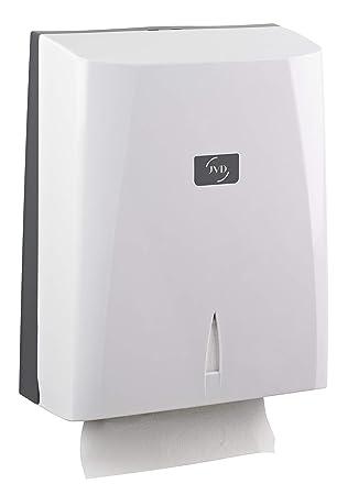 CleanLine Yaliss ZigZag Dispensador de toallas - ABS - 450 a 700 hojas: Amazon.es: Hogar