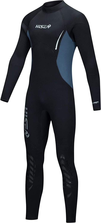Scubadonkey Hisea 5 mm Neoprene Wetsuit for Men
