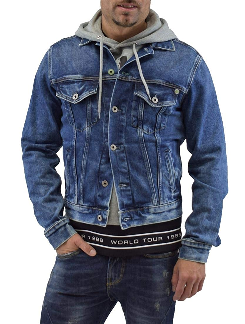 Pepe Jeans Pinner Giacca in Jeans Uomo