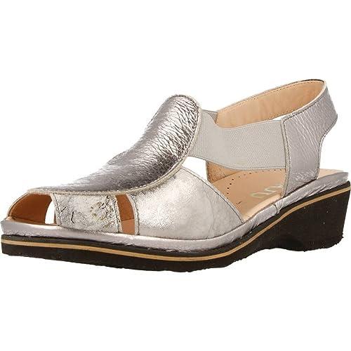 PlajuModelo De Para MujerColor PlateadoMarca Zapatos Cordones hQrdts