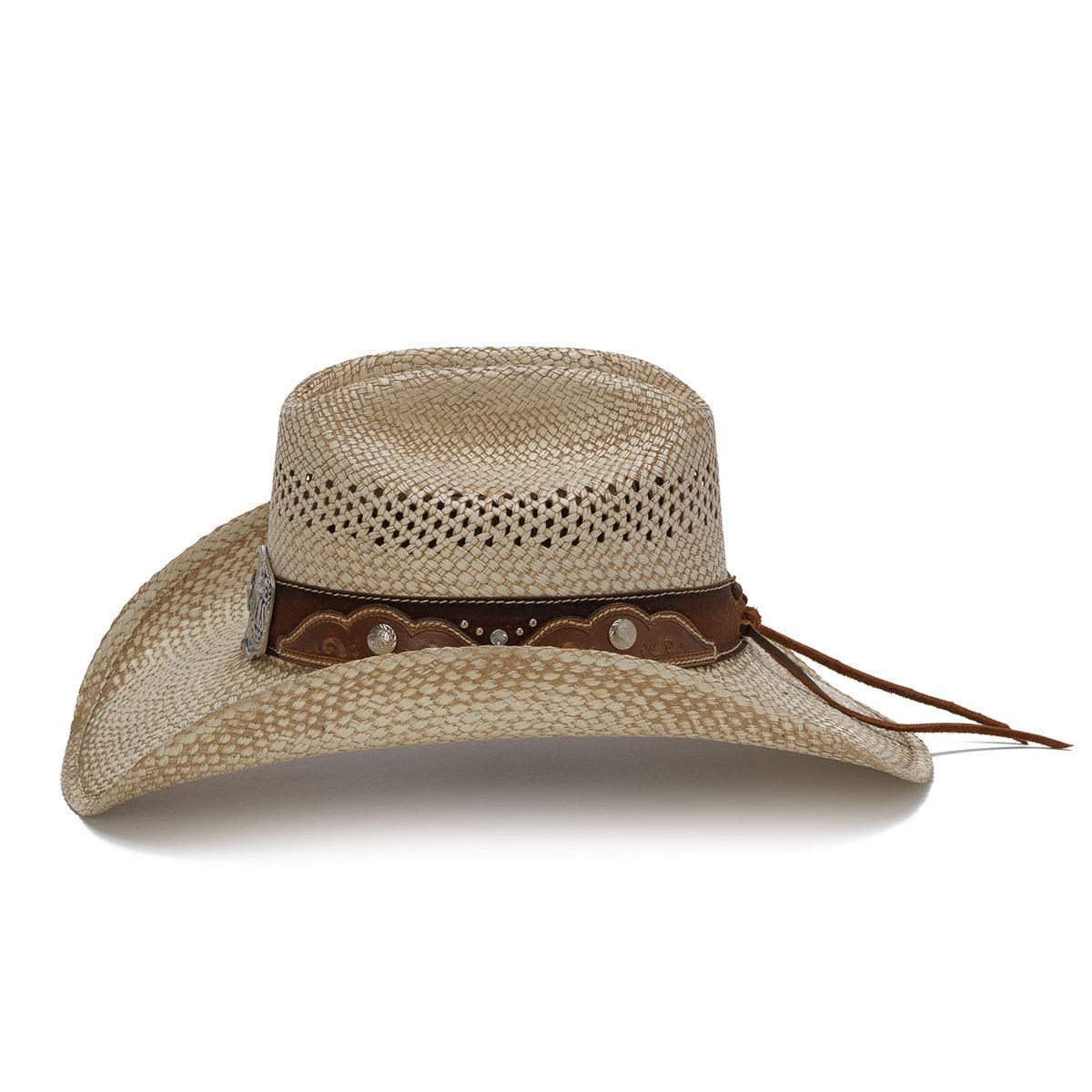 Stampede Hats Mens Gone to Texas Star Rhinestone Western Hat