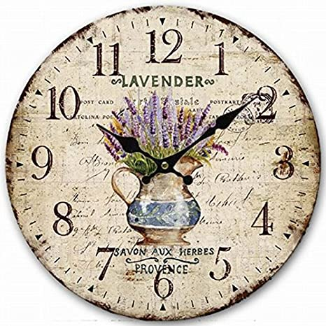 Amazon.com: CLG-FLY Home Furnishing Decorative Wall Clock Digital Electronic Clocks #14 beautify your home: Home & Kitchen