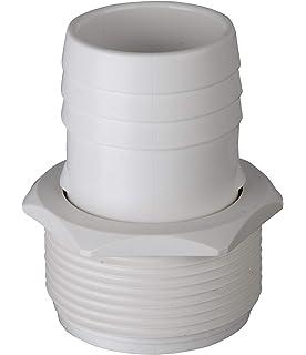 Intex adaptador B para filtro bomba y agua salada Kit de ...