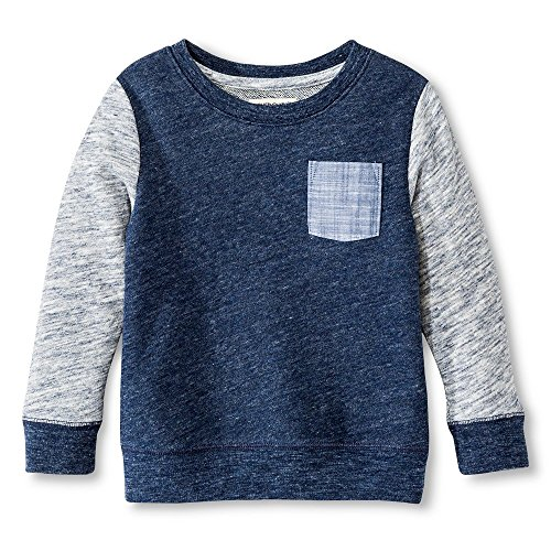 Cherokee Boys Sweater (Toddler Boys' Sweatshirt)
