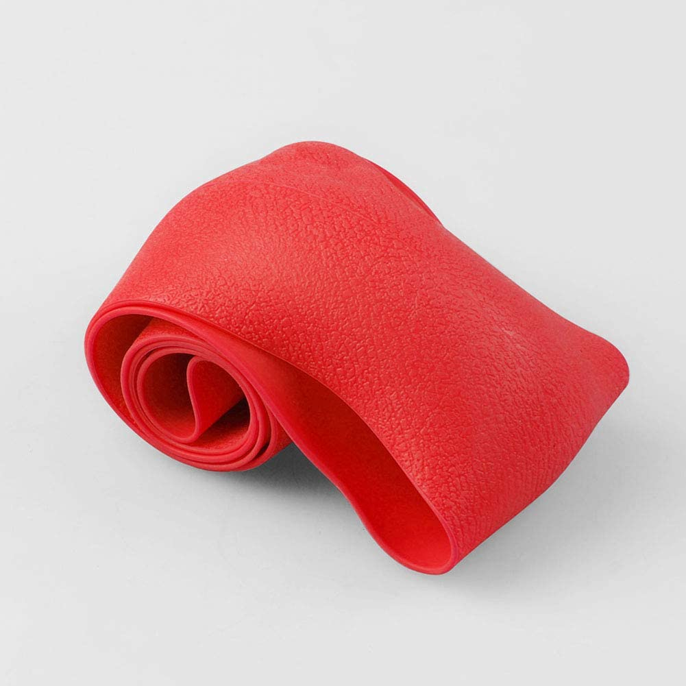 /matefield rouge 12.6/in Couverture du bo/îtier volant//protection volant Jour Universel antid/érapant volant Silicone Couverture Car Styling/