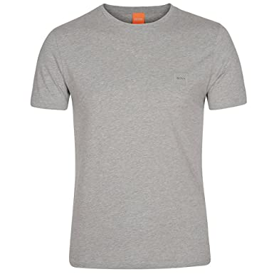 BOSS Orange T Shirt Tommi UK in Grey