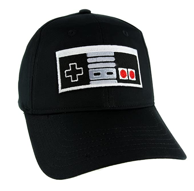 e13812cd8 Classic Game Controller Hat Baseball Cap Alternative Clothing Old School  Gamer