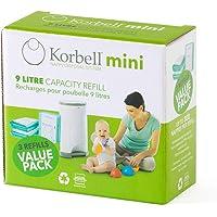 Korbell - Korbell Recambio Mini - 3 Pack