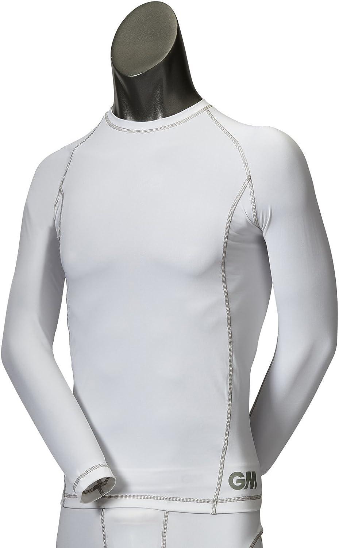 Gunn /& Moore Childrens Teknik Long Sleeve Shirts