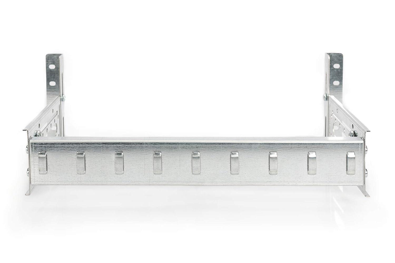Hutschiene Digitus Hutschienentr/äger 4HE 19 483mm