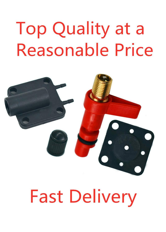 I-Joy 18-7044 Primer Solenoid Service Maintenance Valve Kit Fits Johnson Evinrude 1980-1994 18-7044 Replaces OMC 175158