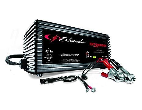 Amazon.com: Schumacher SC1355 - Cargador de batería ...