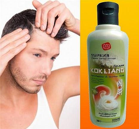 Pérdida de cabello crecimiento rápido Ultra Champú crecimiento Grow 200 ml