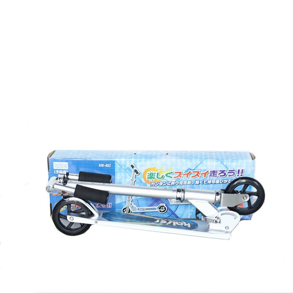 マイクロ ミニ マイクロ デラックス キックスクーター シルバー シルバー B07KLLPCF7 2輪スクーター 4調節可能な高さ 痩せようとする PUルライト付き アップホイール B07KLLPCF7, ウッドミッツ:5ff45d24 --- grupocmq.com