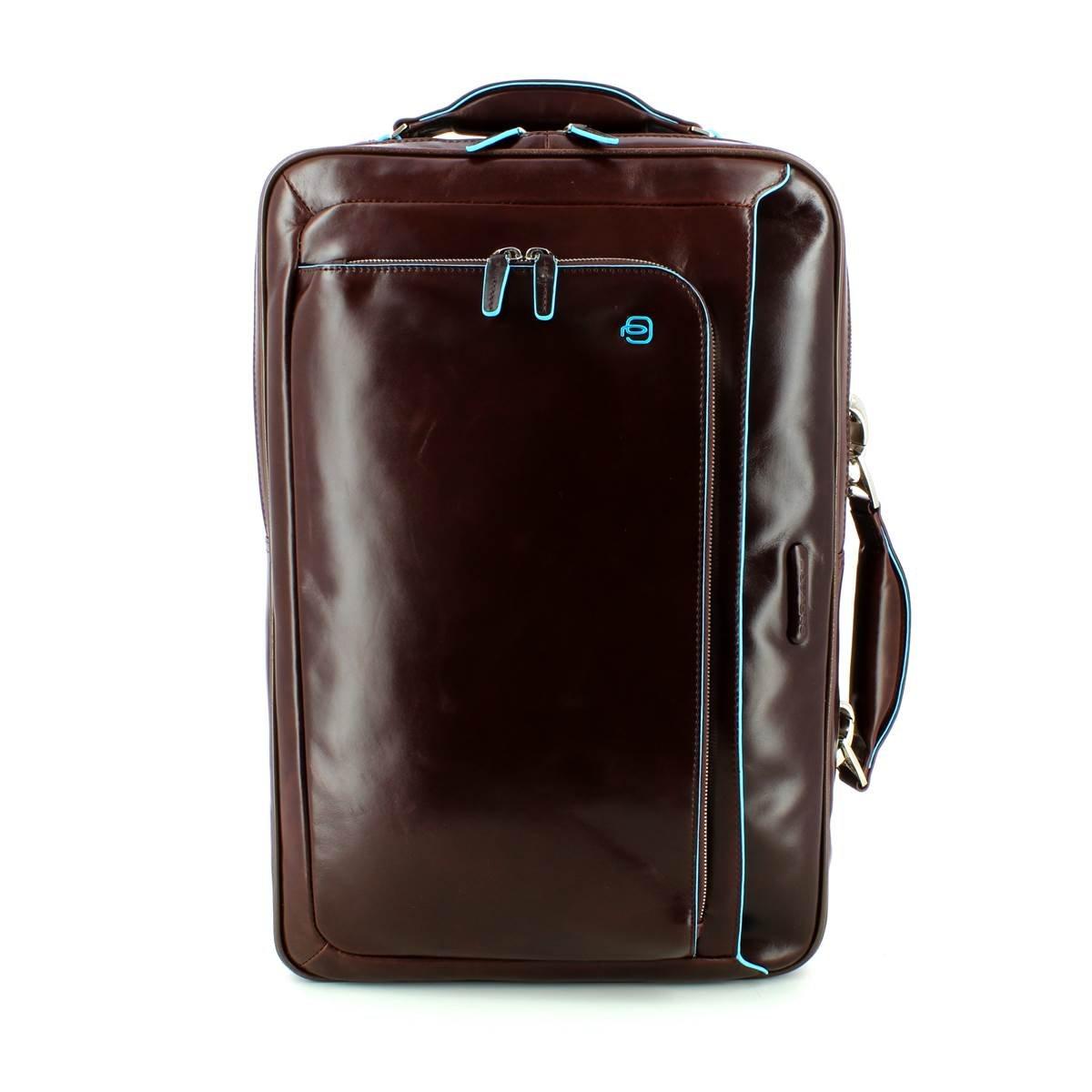 Piquadro Mochila de a diario, caoba (marrón) - CA3201B2/MO: Amazon.es: Equipaje