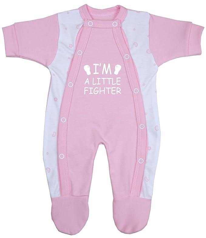 BabyPrem bébé prématuré Dors Little Fighter (combattant peu) Vêtements 0.7-3.4kg