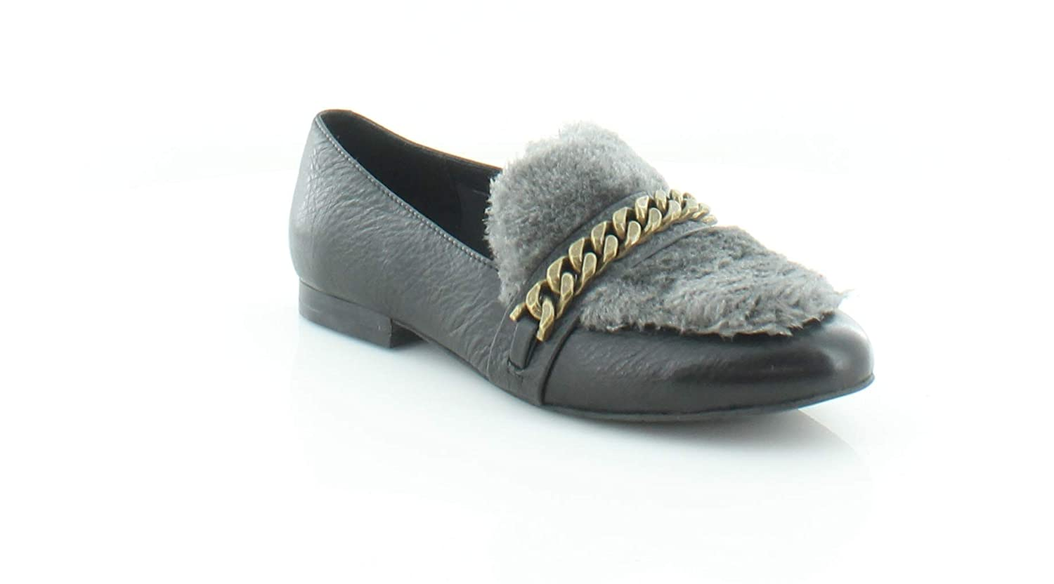 Kenneth Cole Womens Wilda Leather Closed Toe Loafers