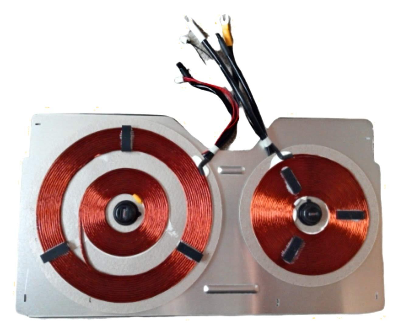 C00312205 J00214879 - Elemento calefactor para estufa (145-210 mm ...