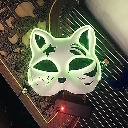 Mascara de fox