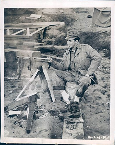 1944 Photo W R Roebuck Member US Army Engineer Unit Kiska Island Troops (Us Units Army Engineer)