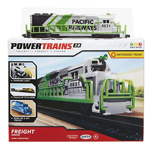 Power Trains Engine Pack #4 - by Jakks Pacific Train Engine from Power Trains