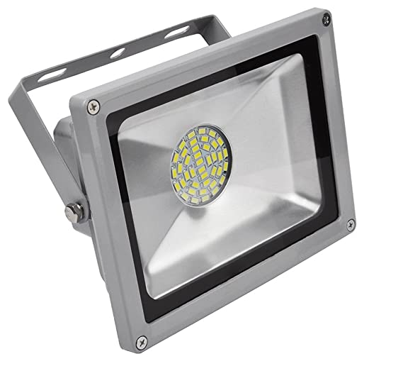 30W Focos SMD LED Exterior Proyector,ALPHA DIMA Impermeable IP65 ...