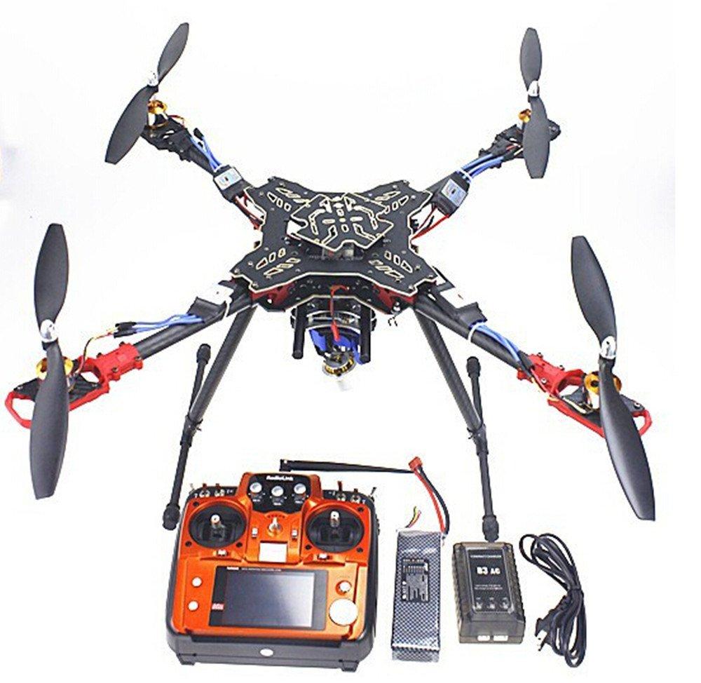 XT-XINTE 4 Achsen faltbare Gestell Quadcopter RTF AT10: Amazon.de ...