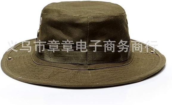 zlhcich Sombrero Redondo, Sombrero, Sombrero de Camuflaje ...