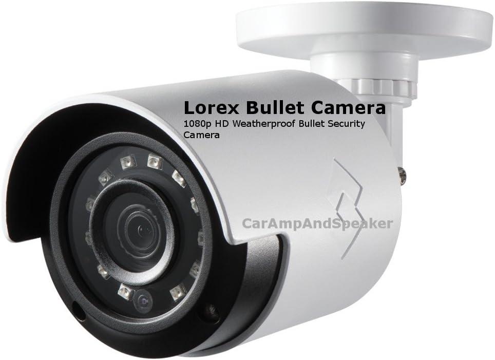 Lorex LBV2531W 1080p HD Analog Bullet Security Camera 2-Pack